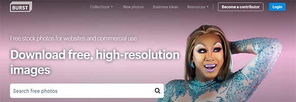 Burst.Shopify – Unduh Gambar Resolusi Tinggi Gratis